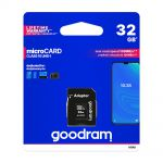 GOODRAM KARTA PAMIĘCI MICRO SD 32GB + ADAPTER SD KLASA 10 UHS-1